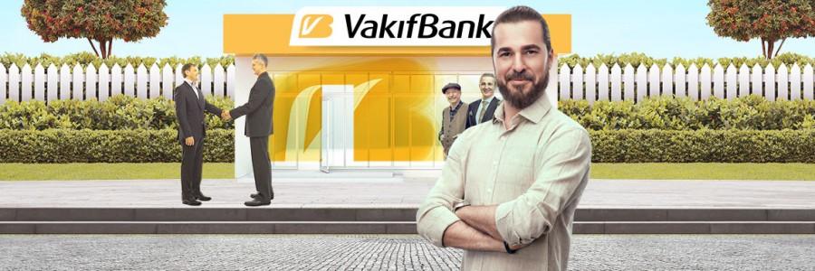 Vakıfbank  İhtiyaç Kredisi Kampanyası.  1.89'den Başlayan  Faiz Oranıyla Krediniz Vakıfbank'ta.