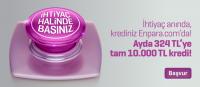 Ayda 324 TL'ye Tam 10.000 TL Kredi